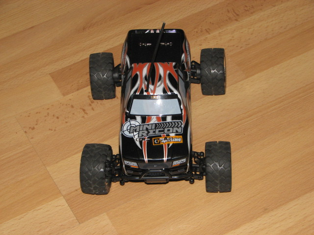 Hpi Recon 1/18 Img_0227