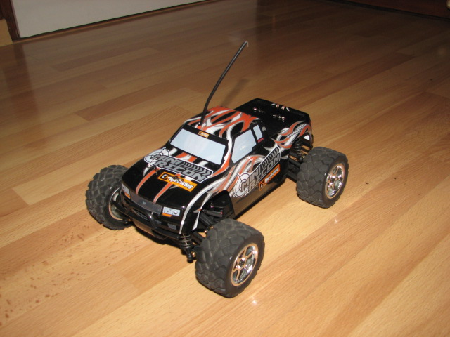 Hpi Recon 1/18 Img_0228