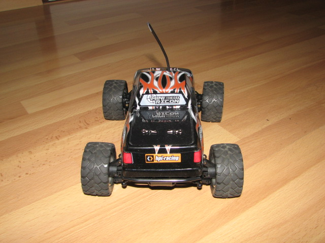 Hpi Recon 1/18 Img_0229