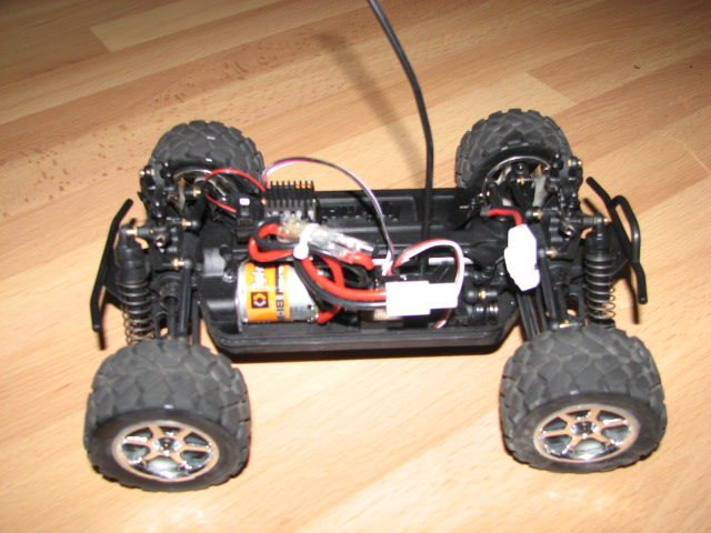 Hpi Recon 1/18 Img_0230