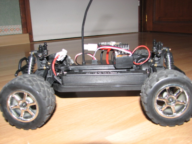 Hpi Recon 1/18 Img_0232