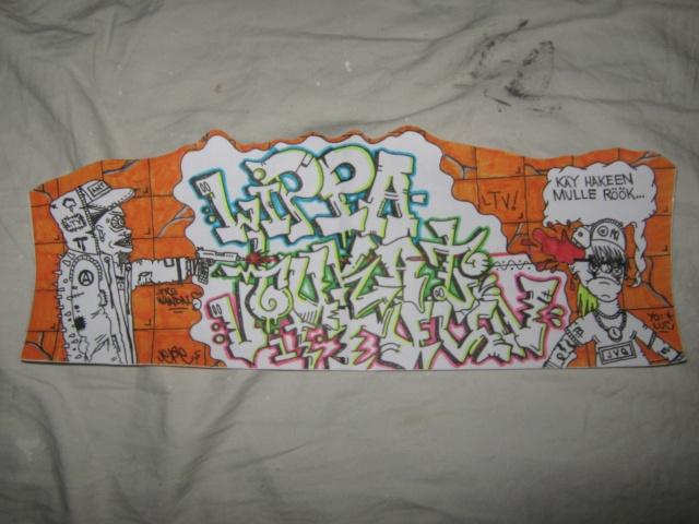 Graffiti topic Sticke12
