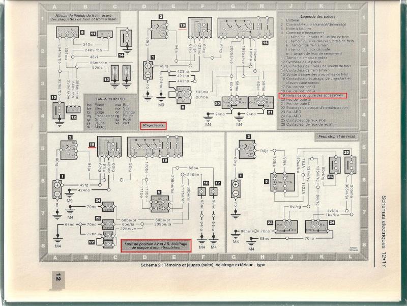 [RESOLU] help probleme electrique svp Numari12