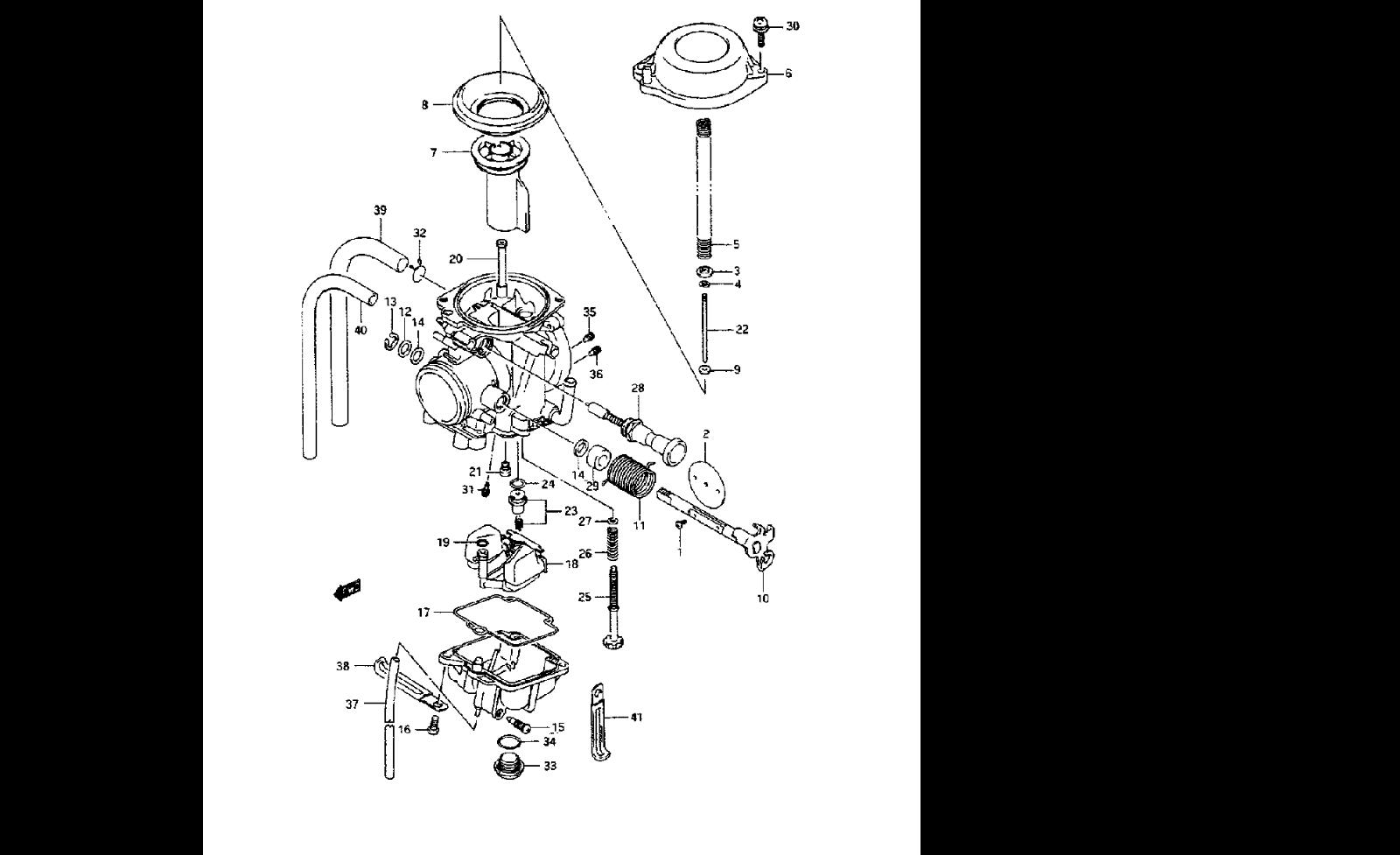 Tubi carburatore Canvas12