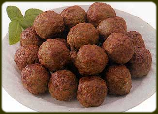 Boulettes de viande  Almond10