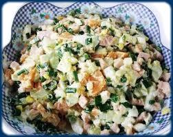 Salade au poulet Images10