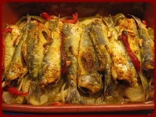 Sardines à l'autocuiseur (escaveche brésilienne ) Mais_u10