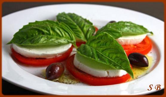 Salade Caprese Salada10