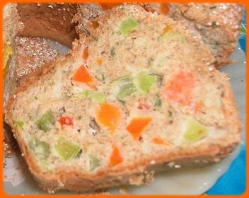 Cake aux  légumes Sans_t66