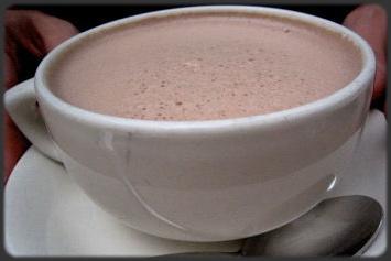 Chocolat chaud légère Sans_t67