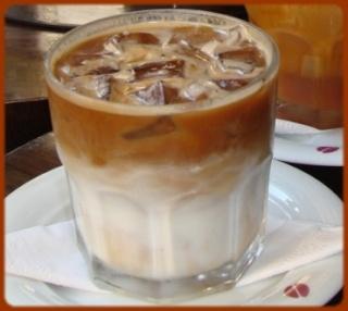 Café Latte glacé Sans_t81