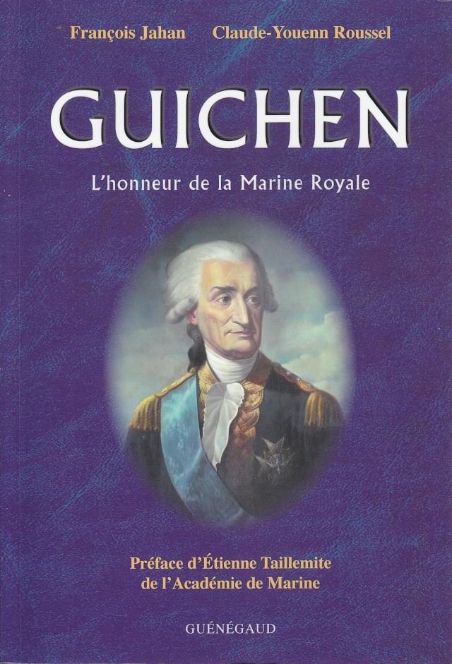 """GUICHEN """"L'honneur de la Marine Royale"""" Nouvea10"""