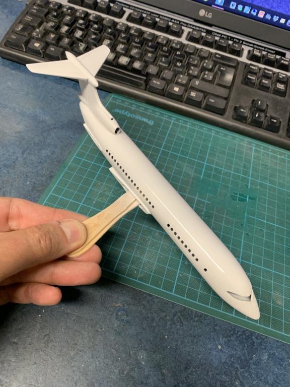 Hawker Siddeley Trident 1C Airfix 1/144 1fbd7210