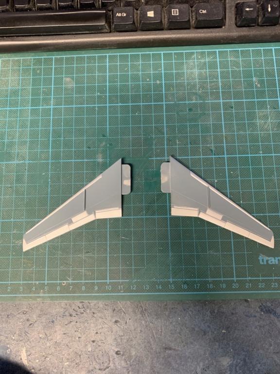 Hawker Siddeley Trident 1C Airfix 1/144 50bde510