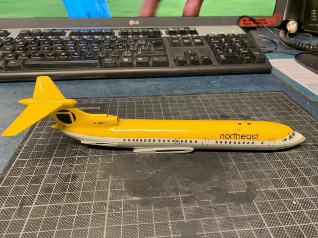 Hawker Siddeley Trident 1C Airfix 1/144 Image10