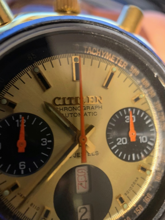 citizen - Citizen chrono flyback automatique bullhead - Page 3 Img_1634
