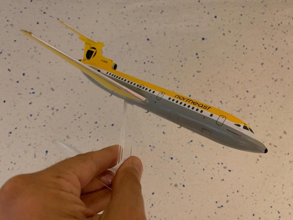 Hawker Siddeley Trident 1C Airfix 1/144 Img_4114