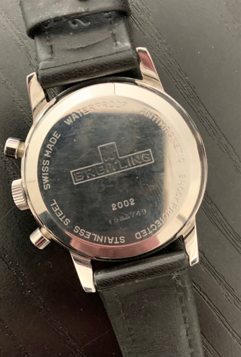 Toutes les montres de James Bond... - Page 17 Img_7019