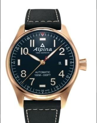 Alpina - une CHI pour une Alpina startpilot - automatique Scree117