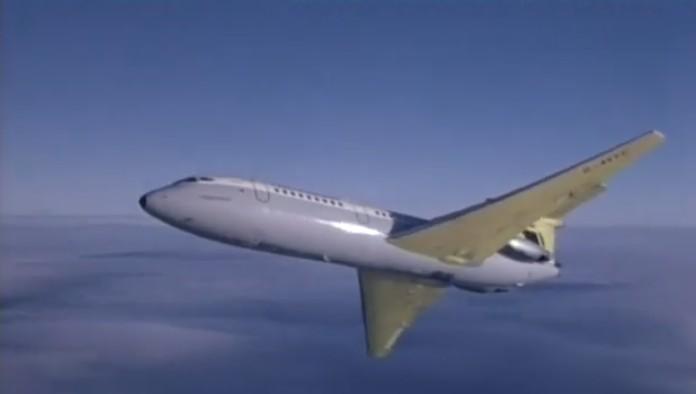Hawker Siddeley Trident 1C Airfix 1/144 Screen36