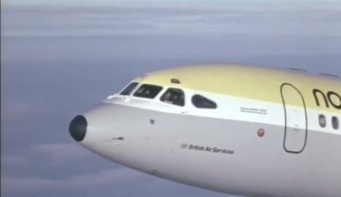 Hawker Siddeley Trident 1C Airfix 1/144 Screen86