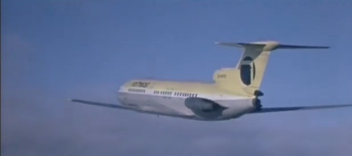 Hawker Siddeley Trident 1C Airfix 1/144 Screen94
