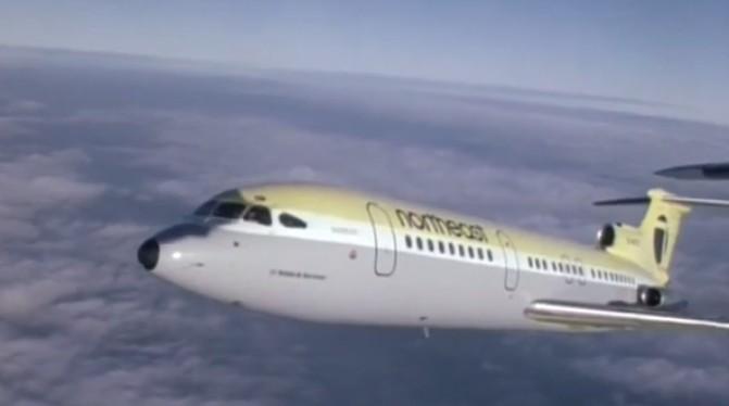 Hawker Siddeley Trident 1C Airfix 1/144 Screen95