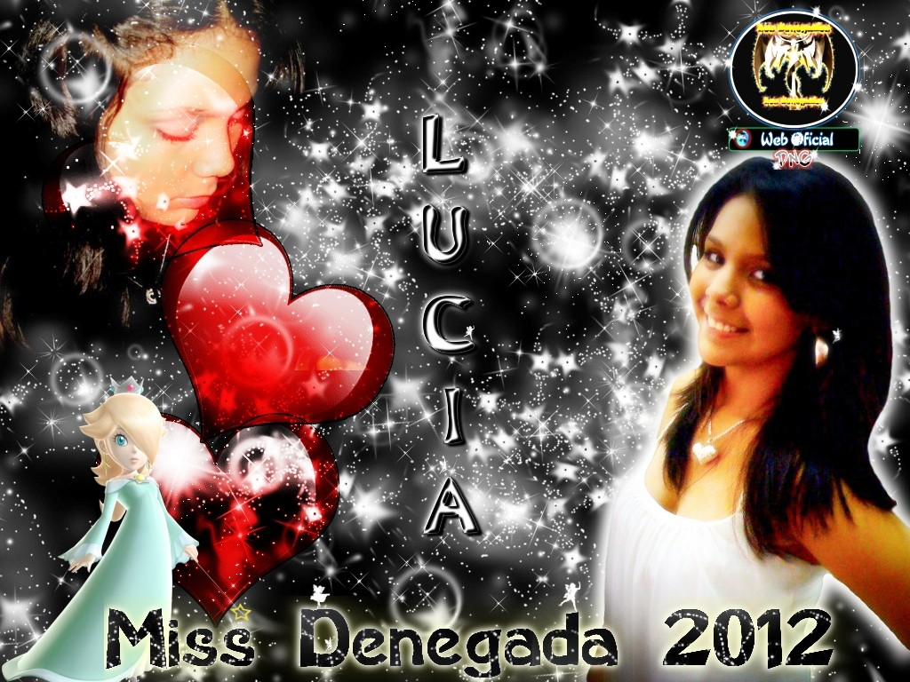 MIss Denegada 2012 Lucia Rosales ,  Año de la Conquista Miss2012
