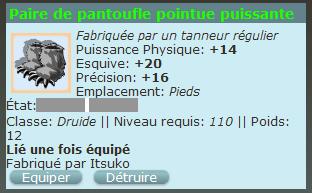 [vente] paire de pantoufle pointue puissante Sans_t10