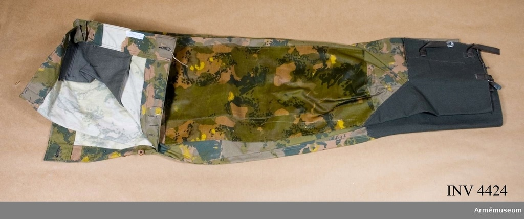 Swedish trial uniforms and camo patterns Am_00411
