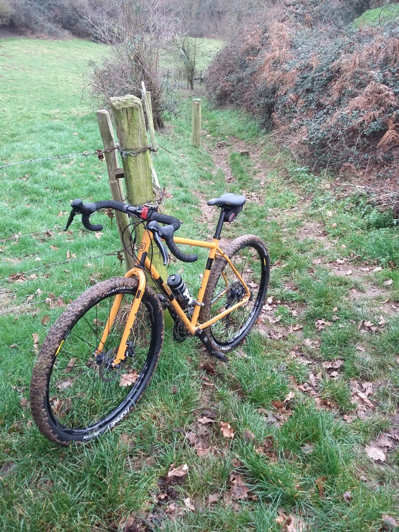 Le cyclocross / gravel bike - Page 2 Gravel11