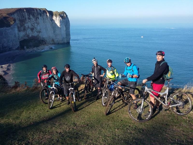 (21 octobre 2018) ride sur la côte autour d'Yport - Page 2 Sortie11