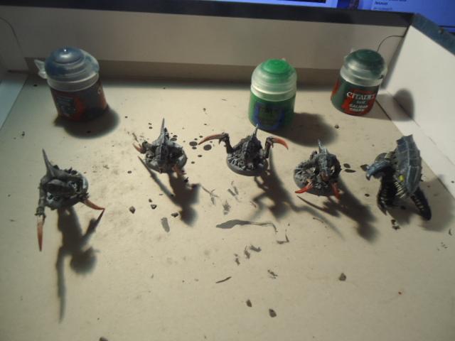 Flotte Ruche Dark Swarm Dsc06617