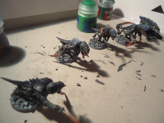 Flotte Ruche Dark Swarm Dsc06618