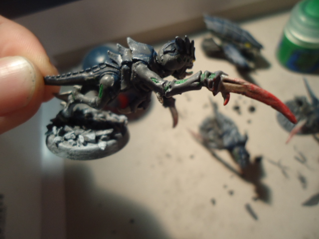 Flotte Ruche Dark Swarm Dsc06619