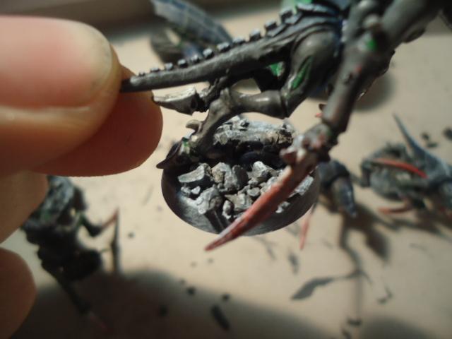 Flotte Ruche Dark Swarm Dsc06620