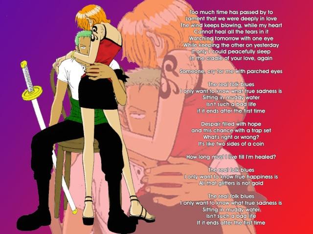 One Piece Couples Zorona10