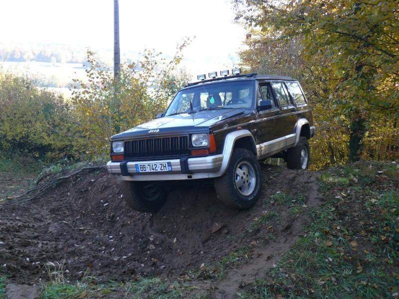 petite sortie entre jeep sur terrain super sympa Jeep_010