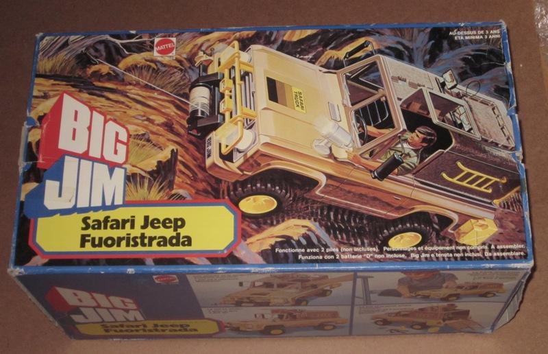 Safari Jeep Fuoristrada /Safari Truck No. 2268 Img_3016