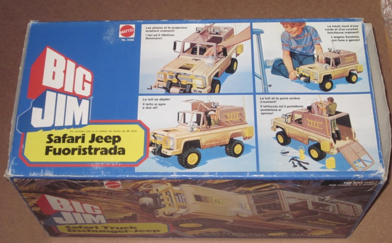 Safari Jeep Fuoristrada /Safari Truck No. 2268 Img_3017