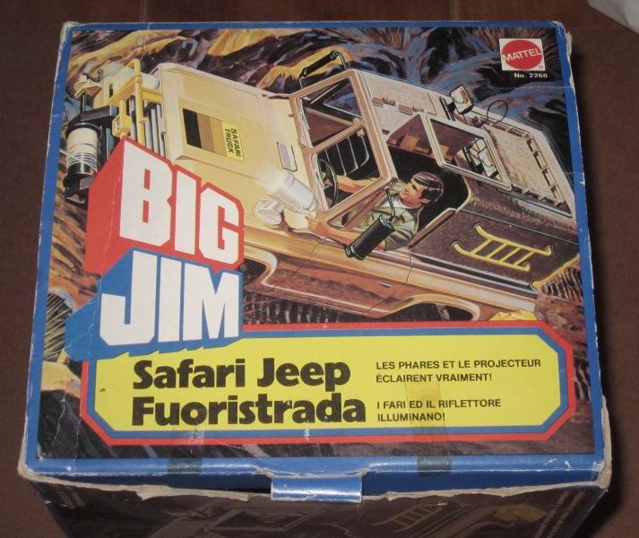 Safari Jeep Fuoristrada /Safari Truck No. 2268 Img_3018