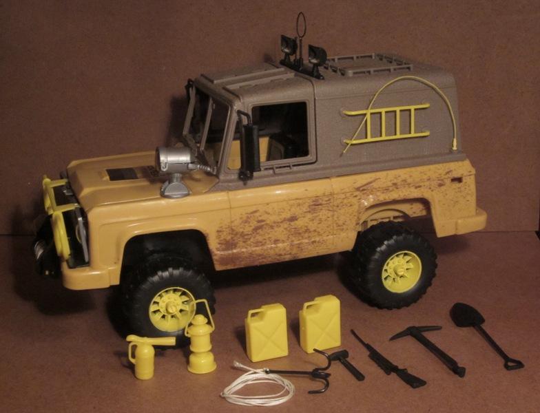 Safari Jeep Fuoristrada /Safari Truck No. 2268 Img_3022