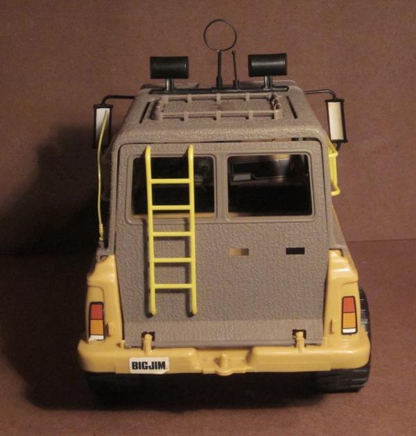Safari Jeep Fuoristrada /Safari Truck No. 2268 Img_3023