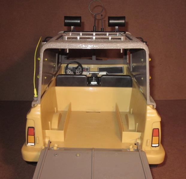 Safari Jeep Fuoristrada /Safari Truck No. 2268 Img_3025