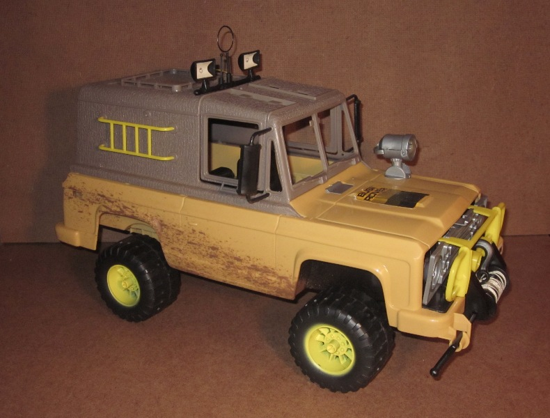 Safari Jeep Fuoristrada /Safari Truck No. 2268 Img_3027