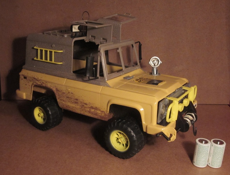 Safari Jeep Fuoristrada /Safari Truck No. 2268 Img_3029