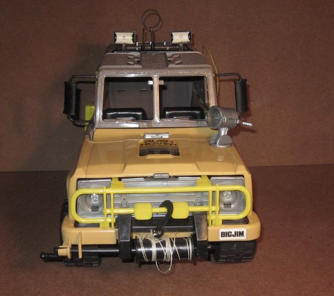 Safari Jeep Fuoristrada /Safari Truck No. 2268 Img_3032