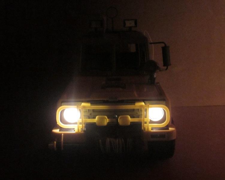 Safari Jeep Fuoristrada /Safari Truck No. 2268 Img_3033
