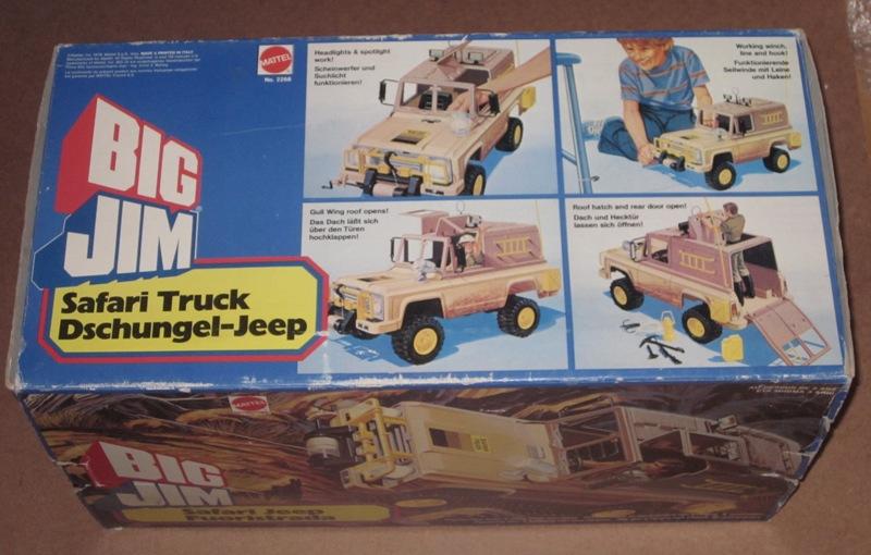 Safari Jeep Fuoristrada /Safari Truck No. 2268 Img_3035