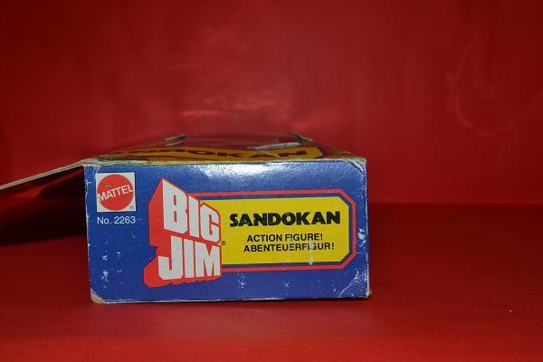 SANDOKAN  No. 2263 Listen39